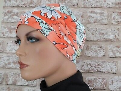 Chemo, Headwear for  Hair Loss .Cancer Cotton Jersey Hat turban