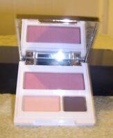 Clinique Eyeshadow Night Plum Blush Smoldering Plum Travel Size