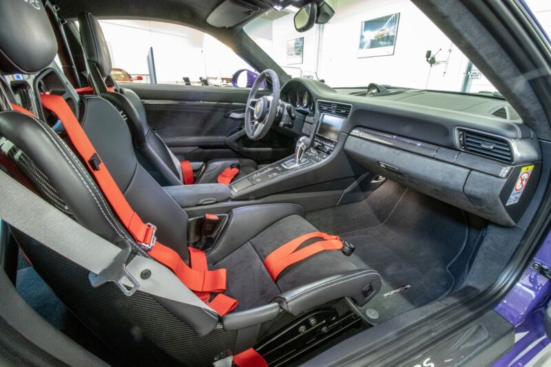 Porsche 911 GT3 RS Coupé PDK - 11
