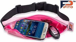 Pifito Running Belt - Waist Pack Outdoor Fanny pouch Bag Sports Jogging Workout