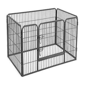 Cage de chien Uelp de cage de chien de parc à chiens de très grande capacité