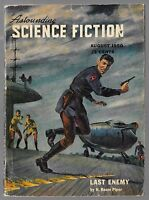 Astounding Science Fiction Magazine Collectible August 1950