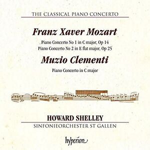 Howard-Shelley-The-Classical-Piano-Concerto-Vol-3-New-CD