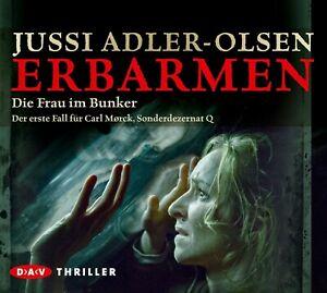 JUSSI-ADLER-OLSEN-ERBARMEN-SONDERAUSGABE-ZUM-FI-5-CD-NEW
