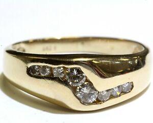 14k-yellow-gold-40ct-SI2-H-round-diamond-mens-wedding-band-ring-4-1g-gents