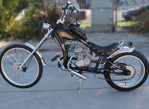 49cc 50cc Motorised Motorized Bicycle Push Bike 2 Cycle