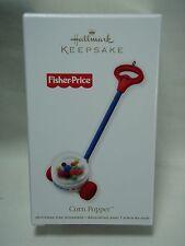 2012 Hallmark Keepsake Ornament Fisher Price Corn Popper