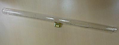 HOCHWERTIGE OSRAM//RADIUM KRISTALLINA  KLAR 35W mit Metallsockel S14d 1 Sockel
