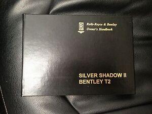 Rolls royce silver shadow ii wraith ii corniche camargue bentley t2.