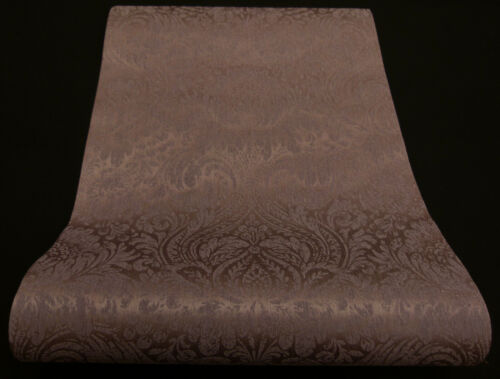"2668-35- Textil Vliestapete /""haute couture/"" Ornament-Design violett"