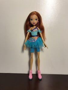 Winx Club Mattel Ballerina Bloom Doll Ebay