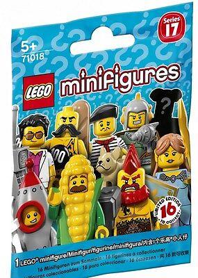 Lego Minifiguren Lego Serie 17 Minifiguren 71018 Wähle Deine Lego Minifigur äRger LöSchen Und Durst LöSchen
