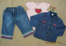 Girls ALL Gymboree 17 pc BTS Lot Pants Skirts Shorts Tops Shirts 8 Plus Some NWT