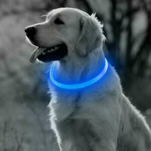 Rechargeable-USB-Waterproof-LED-Flashing-Light-Band-Safety-Pet-Dog-Collar-2019