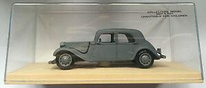 Eligor-1032-Citroen-TRAKTION-AV-Berline-1938-Militaire-NIB