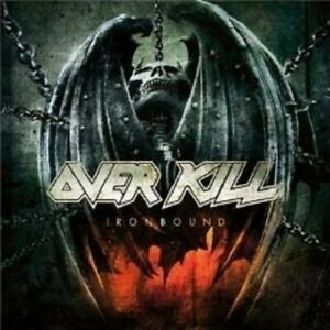 Overkill-034-Ironbound-034-CD-DIGIPACK-thrash-metal-nuovo