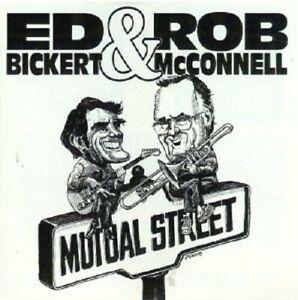 ED-BICKERT-amp-ROB-McCONNELL-CD-Mutual-Street-Jazz-Alliance-1993-Like-New
