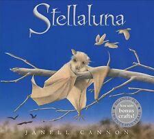Stellaluna by Janell Cannon (2007, Board Book)