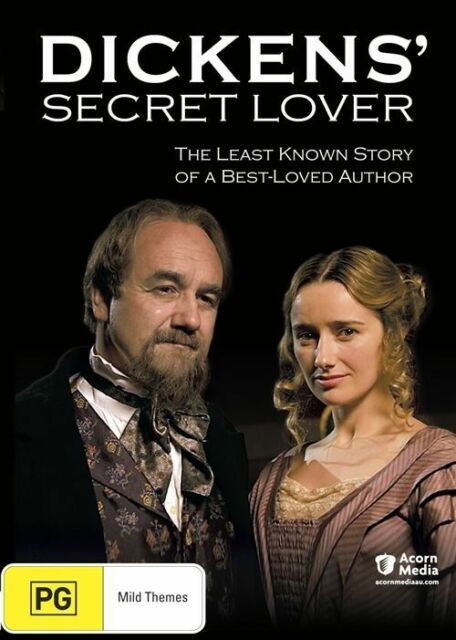Dickens' Secret Lover (DVD, 2011) - Region Free