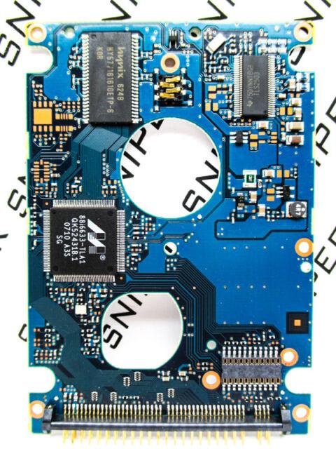PCB - Fujitsu 40GB MHW2040AT IDE CP170872-01 CA26343-B75304BA 2.5 Hard Drive