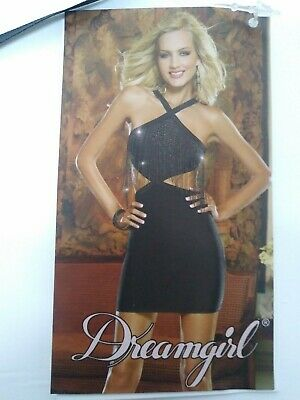 New Dreamgirl 9370 Crime Of Passion Club Dress