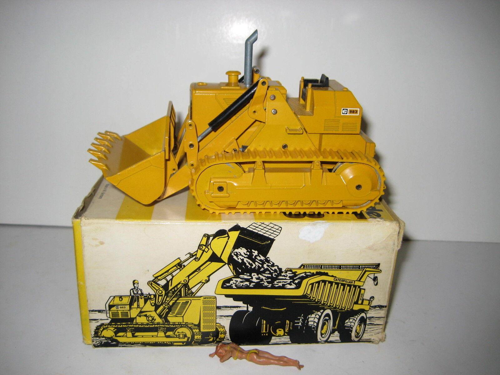 Caterpillar 983 Loader  140.2 Nzg 1 50 Boxed