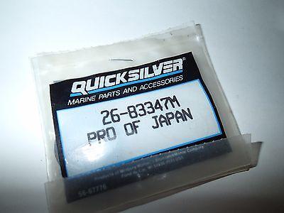 New Mercury Mercruiser Quicksilver Oem Part # 26-38970 Seal