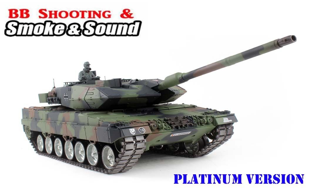 heng long radio remote control rc tank nato leopard 2a6. Black Bedroom Furniture Sets. Home Design Ideas
