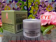 NEW! Clinique Repairwear Laser Focus Wrinkle Correcting Eye Cream◆3ml◆FREE/POST!