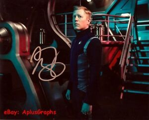 ANTHONY-RAPP-Star-Trek-Discovery-SIGNED