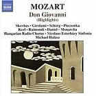 Wolfgang Amadeus Mozart - Mozart: Don Giovanni [Highlights] (2006)