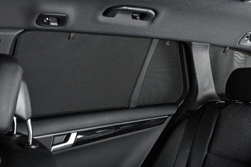 Mercedes ML 5dr 05-12 UV CAR SHADES WINDOW SUN BLINDS PRIVACY GLASS TINT BLACK