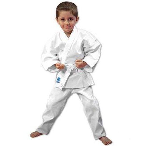 Proforce 5 oz. Ultra Lightweight Karate Uniform Gi with White Belt