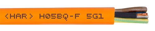 PUR-Handgeräteleitung H05BQ - - - F 3 G 1,0 Orange 50m Ring Baustellenleitung | Offizielle Webseite  a2d516