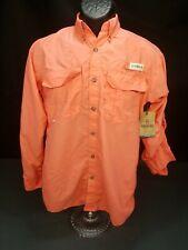Details about  /Magellan Fish Gear Womens Laguna Madre Vented Shirt UPF 30 Baroque Rose XXL NWT