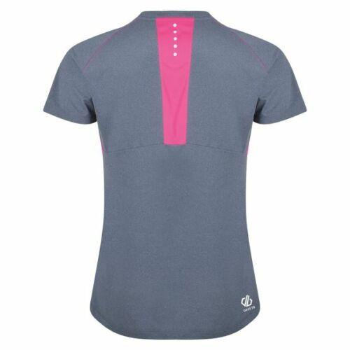 Dare2b Tribe Jerses Shirt Damen Front-Zipper antibakteriell schnell trockn 39,95 Damen Bekleidung