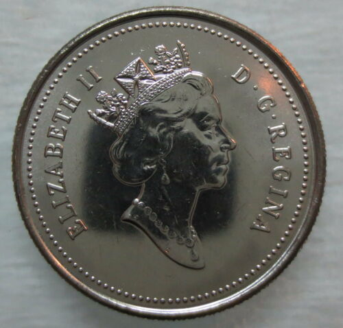1992 CANADA 10¢ BRILLIANT UNCIRCULATED DIME