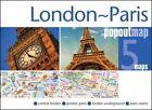 London & Paris Popout Map by Compass Maps (Sheet map, folded, 2016)