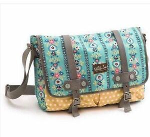 Image is loading Matilda-Jane-Exclusive-Folklore-Messenger-Backpack-Bag -Once- 6ec01ae0b2908