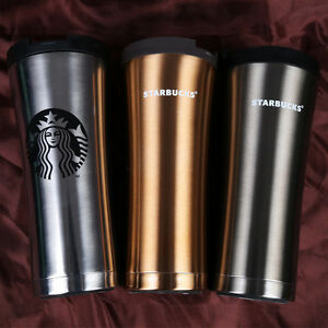 Image Is Loading New Starbucks Double Layers Stainless Steel Vacuum Cup