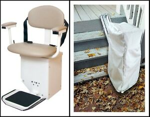 harmar sl350od outdoor stairlift stair lift chair lift ebay