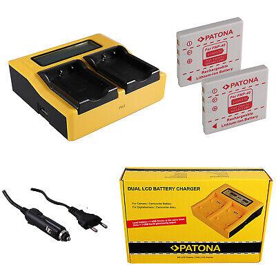 BATTERIA FOTOCAMERA-Supporto di ricarica Caricabatteria per Panasonic dmc-gh3 dmc-gh4