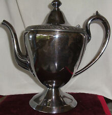 Vintage National Silver Company Monarch Teapot 8/98