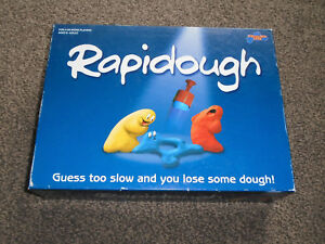 RAPIDOUGH-GAME-2007-EDITION-By-DRUMOND-PARK-IN-VGC-FREE-UK-P-amp-P