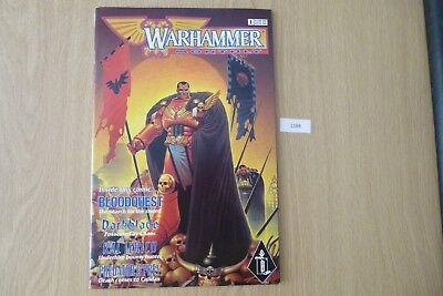 Generoso Gw Warhammer Mensile-issue 1 1998 Ref:1388-mostra Il Titolo Originale Rinfrescante E Arricchente La Saliva
