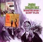 Monster Mash/Scary Tales by John Zacherle (CD, Dec-2010, Ace UK)