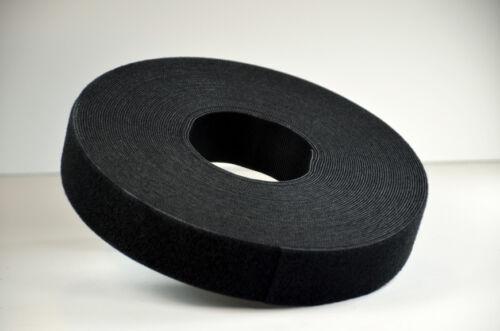 Velcro Hook /& Loop una envoltura de doble cara Flejado//diferentes Colores 1.3m X 20cm