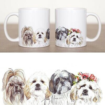 Ideal Gift I/'M NOT JUST A DOG PERSON I/'M A SHIH TZU DADDY Fridge Magnet
