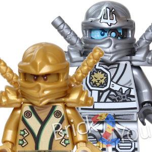 LEGO Ninjago Golden Ninja Lloyd Minifigure helmet from 70503 70505