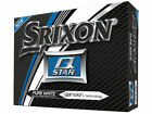Srixon Q-Star 18 Golf Balls, White - 1 Dozen